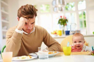 Baby Blues Affects Both Sexes: Postpartum Depression in Men 1