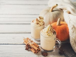 Enjoying Pumpkin Spice Season During Pregnancy