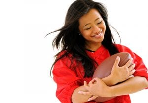 The Best Sports-Themed Pregnancy and Gender Reveal Ideas 1